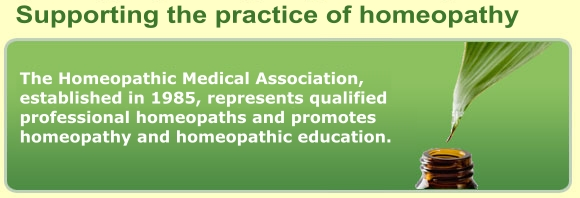 Supporting the practice of homeopathy
